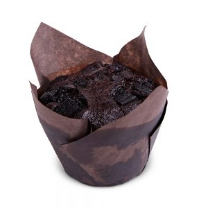 Java chips muffin